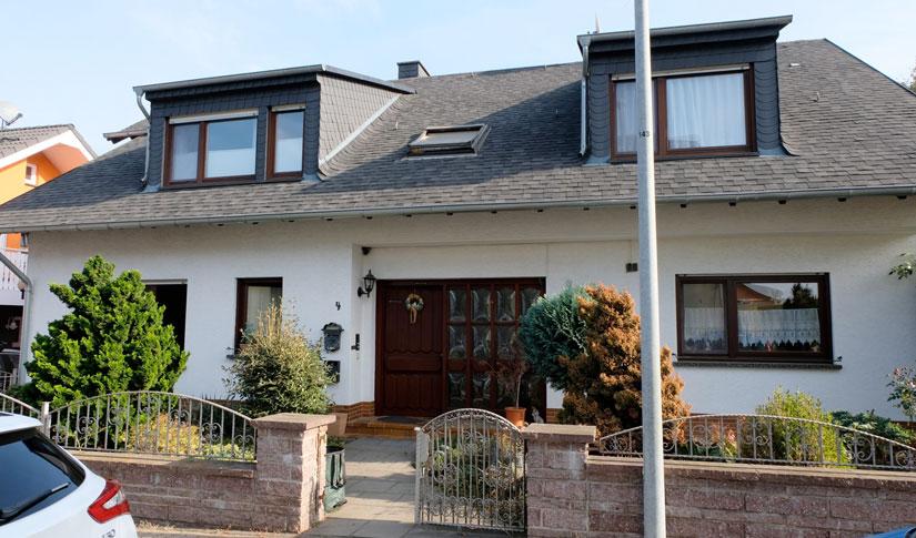 Immobilienmakler Bonn Wohnhaus
