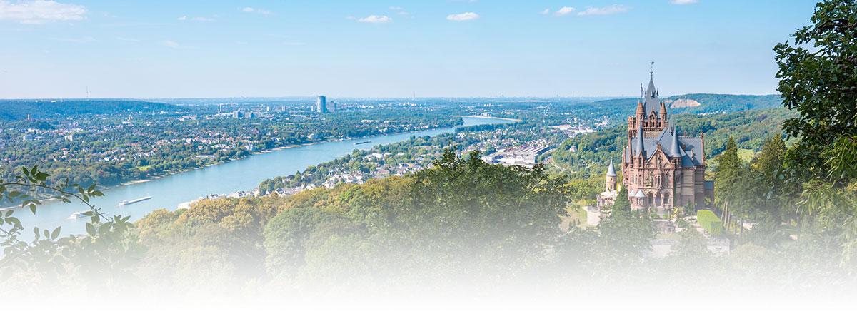 Immobilie finden in Bonn Köln - Immobilienmakler Jansen