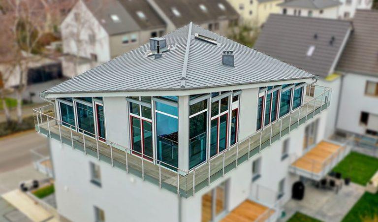 Luxus Penthouse in Beuel – Immobilien Bonn – Jansen Immobilien